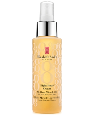 Elizabeth Arden Eight Hour Cream All-Over Miracle Oil, 3.4 oz