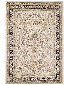 CLOSEOUT! HARAZ HAR1443 Ivory/Black Area Rugs