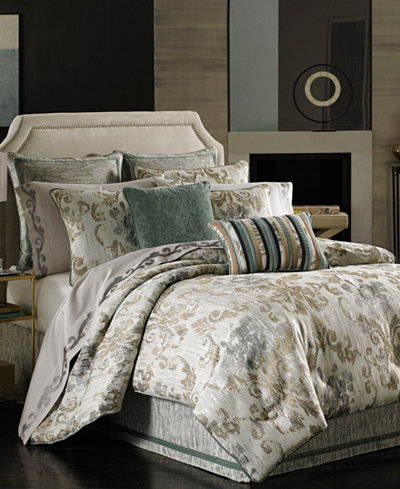 J Queen New York Seville Bedding Collection