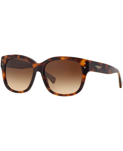 a6ec783f27f8 ... real coach. sunglasses hc8086 sienna. 1 reviews. main image main image  41b1b 905b5