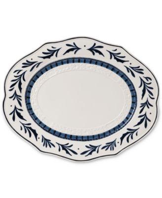 Earthenware Bristol Serving Platter