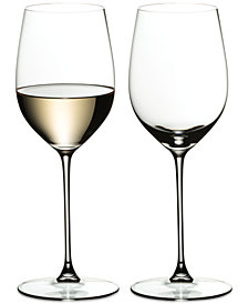 Riedel Veritas Riesling/Zinfandel Wine Glass Set of 2