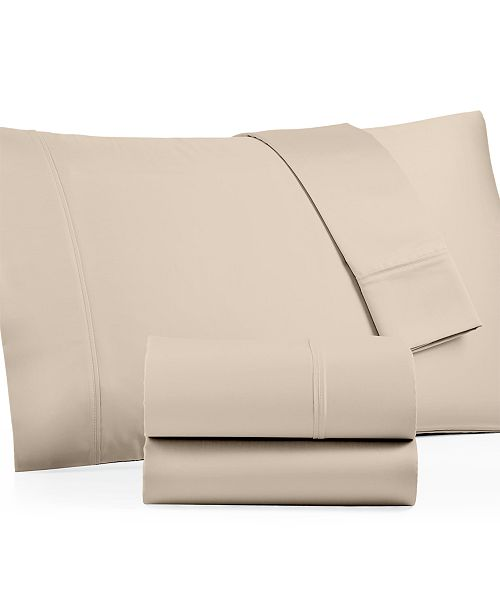 Westport Simply Cool Queen 4-Pc Sheet Set, 600 Thread Count Tencel®