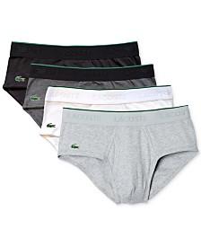 Lacoste 4-Pack Brief Suprima Cotton Underwear