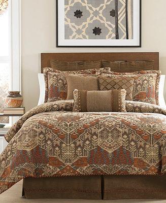 Croscill salida comforter sets bedding collections bed - Anna s linens bathroom accessories ...