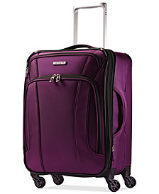 """CLOSEOUT! Samsonite LiteAir 20"""" Carry On Expandable Spinner Suitcase, Created for Macy's"""