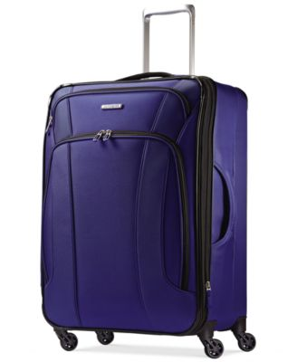 "Image of Samsonite LiteAir 25"" Expandable Spinner Suitcase, Only at Macy's"