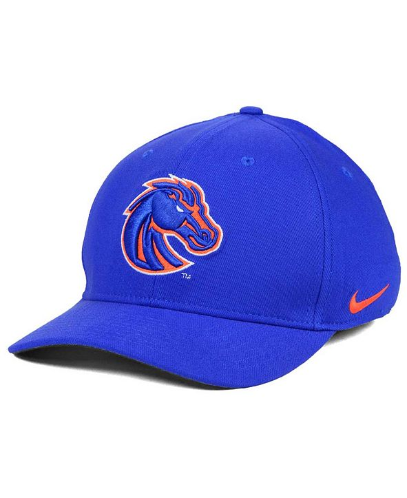 Nike Boise State Broncos Classic Swoosh Cap