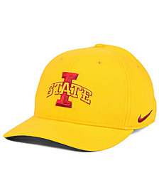 Nike Iowa State Cyclones Classic Swoosh Cap