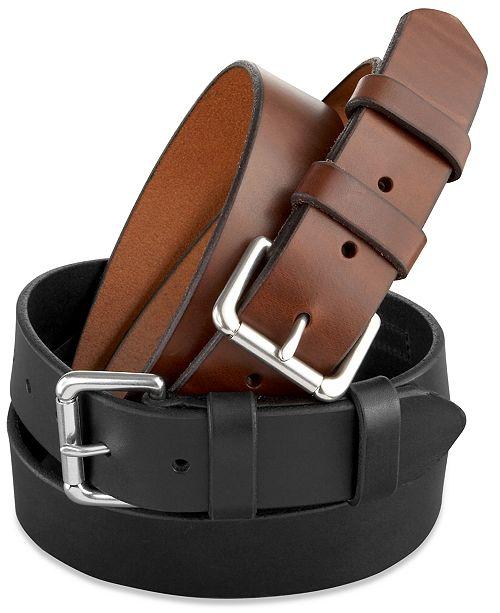 bdd422f0a2ce6 Polo Ralph Lauren Men s Casual Leather Belt   Reviews - All ...
