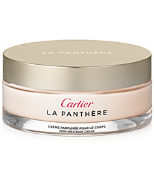 Cartier La Panthère Body Cream, 6.7 oz