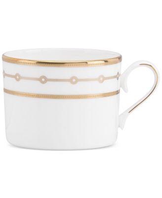 Jeweled Jardin Bone China Cup