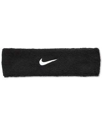 Nike Swoosh Headband - All Accessories - Men - Macy s d4db8466e8db