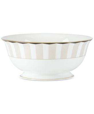 Brian Gluckstein by Audrey  Bone China Serving Bowl