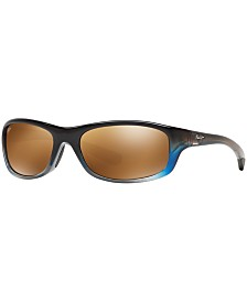 48c836079667 Maui Jim Polarized Twin Falls Polarized Sunglasses