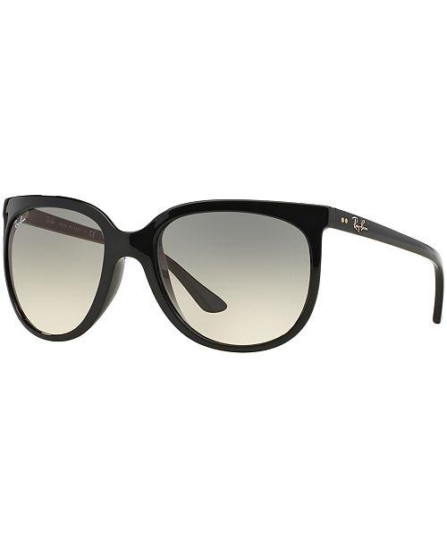 3c17a2d567ba Ray-Ban Sunglasses, RB4126 CATS 1000 & Reviews - Sunglasses ...