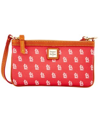 St. Louis Cardinals Large Slim Wristlet