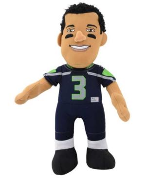 Bleacher Creatures Russell Wilson Seattle Seahawks Plush Player Doll