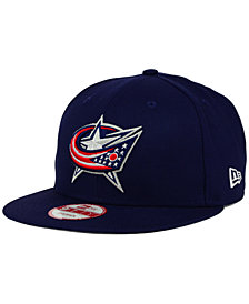 New Era Columbus Blue Jackets All Day 9FIFTY Snapback Cap