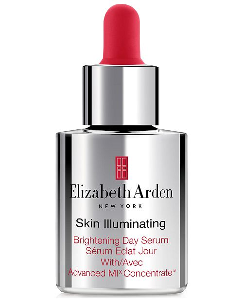 Elizabeth Arden Skin Illuminating Brightening Day Serum with Advanced MIx Concentrate, 1 oz