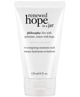 renewed hope hydrating mask, 4 oz