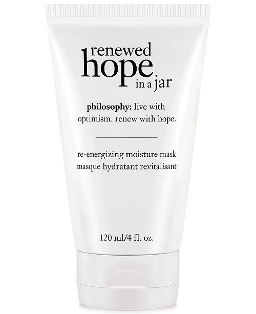 philosophy Renewed Hope Hydrating Mask, 4 oz