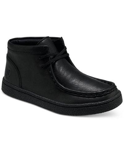 Hush Puppies Boys Or Little Boys Bridgeport Leather