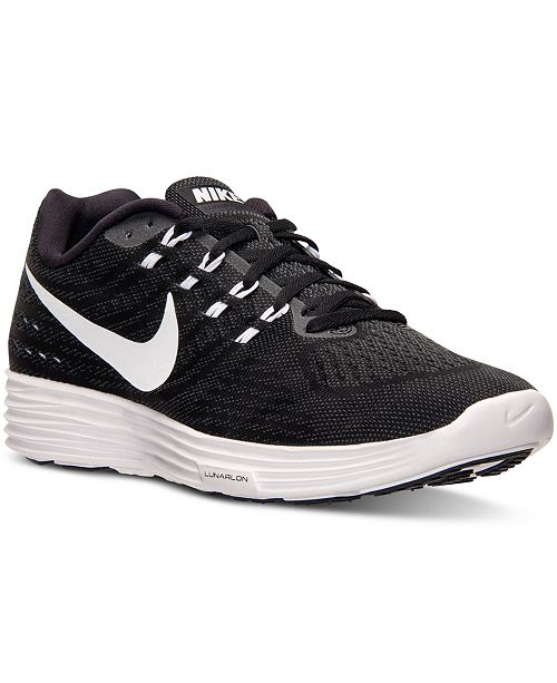 e45ec45b655 Nike Men s LunarTempo 2 Running Sneakers from Finish Line ...