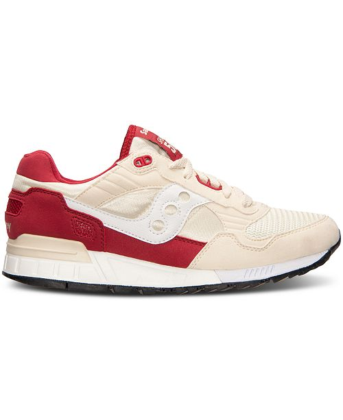Saucony Men's Shadow 5000 Casual Sneakers from Finish Line