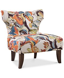 Rosalyn Armless Chair, Quick Ship