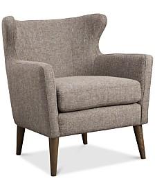 Beckett Club Chair, Quick Ship