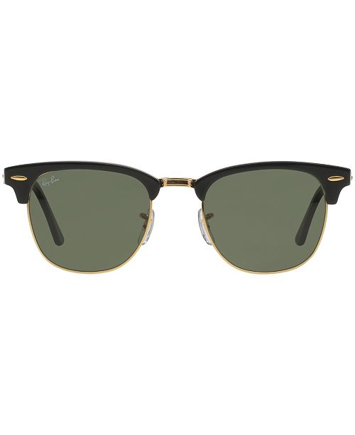 CLUBMASTER Sunglasses, RB3016 51. 54 reviews. main image  main image  main  image ... e7167af406