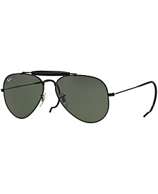 Ray-Ban OUTDOORSMAN Sunglasses, RB3030