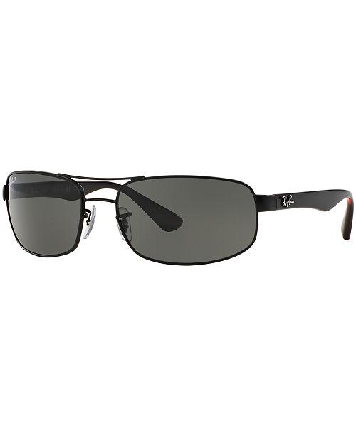 Ray-Ban Polarized Sunglasses, RB3445