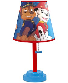 Idea Nuova Paw Patrol Table Lamp