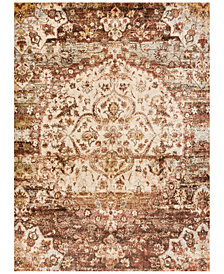 "Macy's Fine Rug Gallery Andreas   AF-06 7'10"" x 10'10"" Area Rug"