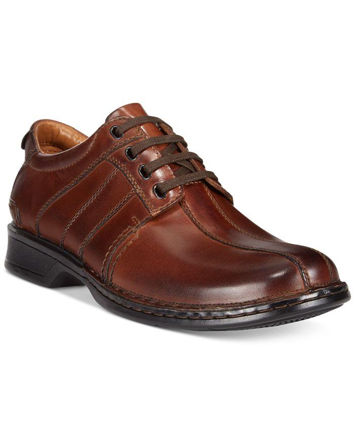Clarks - Touareg Vibe Lace-Up Shoes