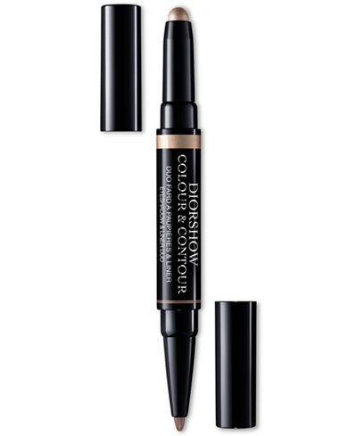 Dior Diorshow Colour & Contour Eyeshadow & Liner Duo