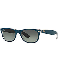 Ray-Ban Sunglasses, RB2132 55 NEW WAYFARER GRADIENT