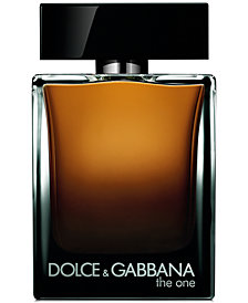 DOLCE&GABBANA Men's The One for Men Eau de Parfum Spray, 3.4 oz.