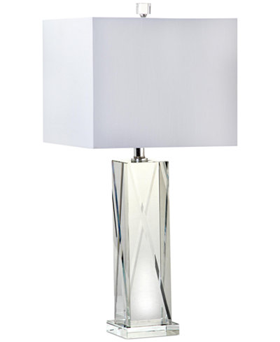 Decorators lighting trophy crystal table lamp