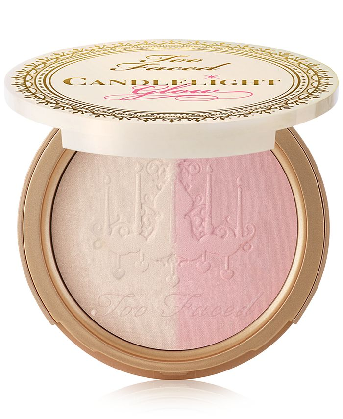 Too Faced - Candlelight Glow Highlighting Powder Duo