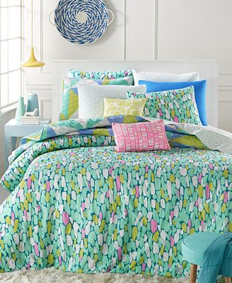 Whim by Martha Stewart Collecton Impressions Bedding Collection, Only at Macy's