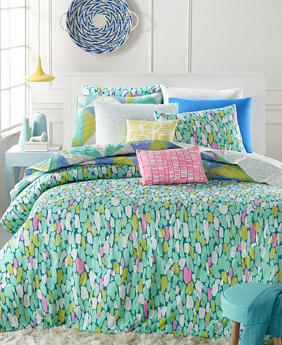 Whim by Martha Stewart Collecton Impressions Bedding Collection, Created for Macy's