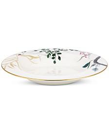 kate spade new york Birch Way Bone China Rim Soup Bowl