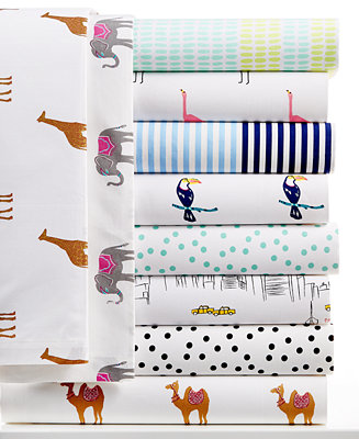 Martha Stewart Whim Collection Novelty Print Cotton