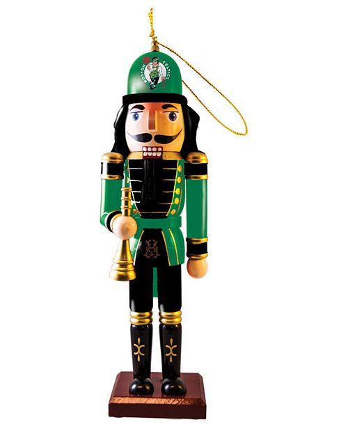 Memory Company Boston Celtics Nutcracker Ornament