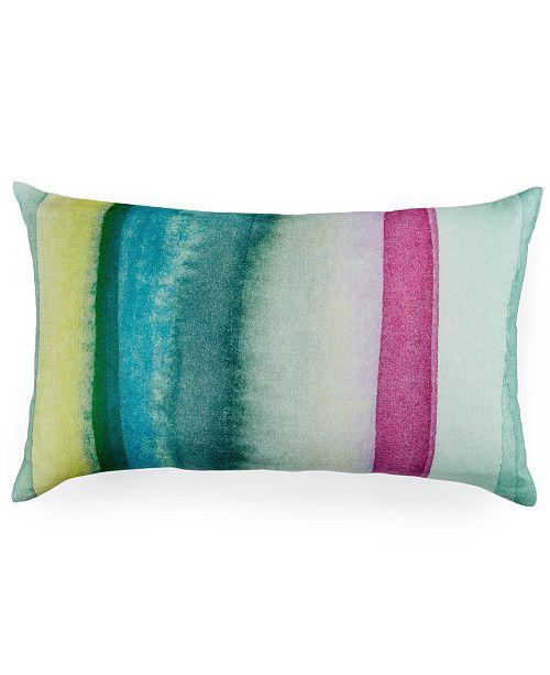 "bluebellgray CLOSEOUT! Melrose 15"" x 24"" Stripe Decorative Pillow"