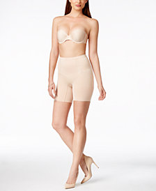 SPANX Women's  OnCore Mid-Thigh Short SS6615