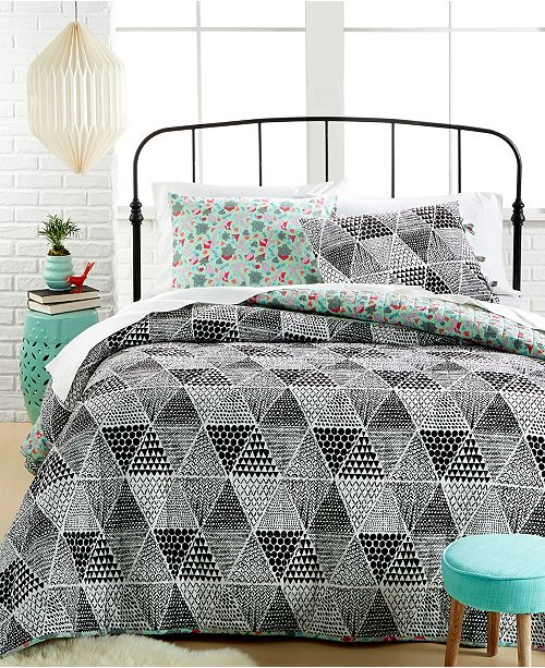 Ellery Homestyles Closeout Katkow 3 Piece Quilt Sets Quilts